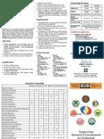 ERDT Brochure 2012
