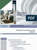 Curs Pediatrie 2011-2012 Rahitism