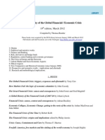 Global Crisis Bibliography We Bed