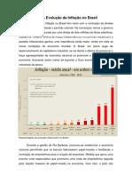 A Evolução da Inflação no Brasil