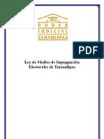 Ley de Medios de Impugnacion Electorales de Tamaulipas