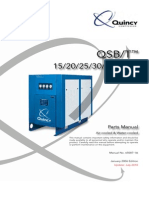 Compresor QSB-25 Libro de Partes