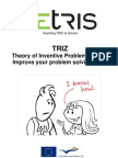TRIZ - Improve Your Problem Solving Skills (Tetris Org)