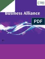 Business Alliance Brochure