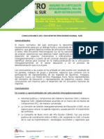 Conclusiones Del Encuentro Macrorregional Su1