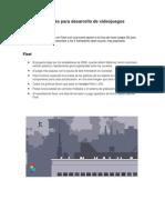 Frameworks Para Desarrollo de Videojuegos