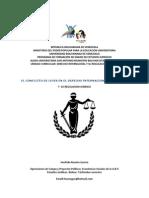 Concepto de Derecho Internación Privado