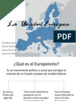 La Unión Europea Presentació alumnos 4ºC