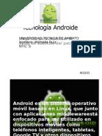 Tecnología Androide