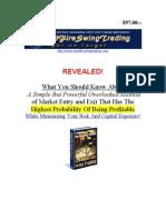 Pierce, Stephen a - Rapid Fire Swing Trading