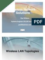 eBook - (Cisco) Wireless Network Solutions