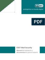 Eset Mail Security ES