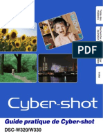 Sony Cyber Shotw320-Handbook