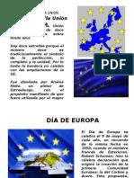 Presentación POWER POINT DÍA EUROPA 2012