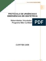 Diretriz - Urgências e emergências em obstetrícia