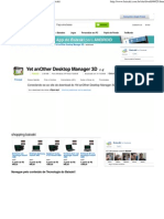 Yet AnOther Desktop Manager 3D Download - Baixaki