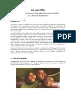 Mangostán y Salud - (resumen Factor X)