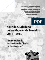 Agenda Ciudadana de Las Mujeres