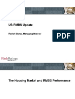 Fitch US RMBS Update 2008