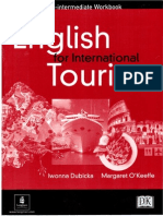 English for International Tourism Pre-Intermediate - WB