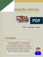 Aula Redacao Oficial 2008