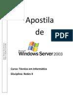 Apostila de Win2003Server