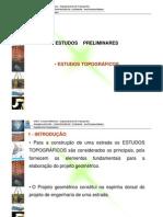 UFBA - Aula 06 - Estudos Preliminares Topográficos - reconhecimento-exploração-locação