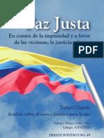 Guarín, Rafael - Paz justa