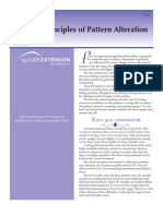 Principles of Pattern Alteration