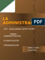 Administracion PPT
