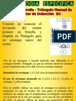 Nº 11 Arranque Estrella-Triángulo Manual de un Motor de Inducción Trifásico