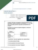 Evaluación Nacional - ANALISIS DE SISTEmAS
