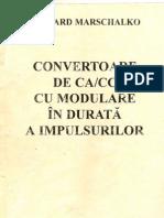 Convertoare de CA-CC Cu Modulare in Durata a Impulsurilor