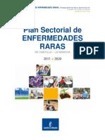Plan de Enfermedades Raras de Castilla-La Mancha