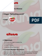 Introduction to Altunsa