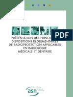 DispositionsReglementairesRadiologie-2011-octobre