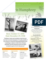 Humphry Newsletter