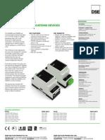 Dse860 65 Data Sheet