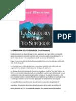 LA SABIDURIA DEL YO SUPERIOR (Paul Brunton)