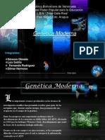 Genetica Moderna