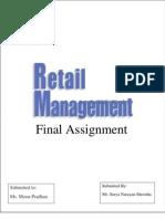 Final Assignment RM