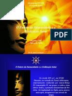 CIVILIZAÇÃO SOLAR - MSG 097 - O LEGADO SOLAR