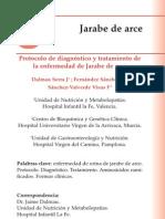 Protocolo5 Jarabe de Arce