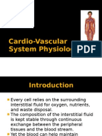 Cardio-Vascular System Physiology, Lecture 1, Introduction