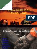 Sistema Comando de Incidentes (Sci)