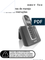 Philips Dect1222s 24