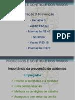 1-Acidente Do Trabalho - Processos e Controle Dos Riscos - 48 Slides - 8p