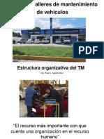 DTM11-Estructura Organizativa Del Personal