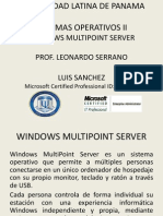 Multipoint Server