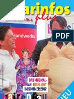 Saarinfos Plus Juni 2012